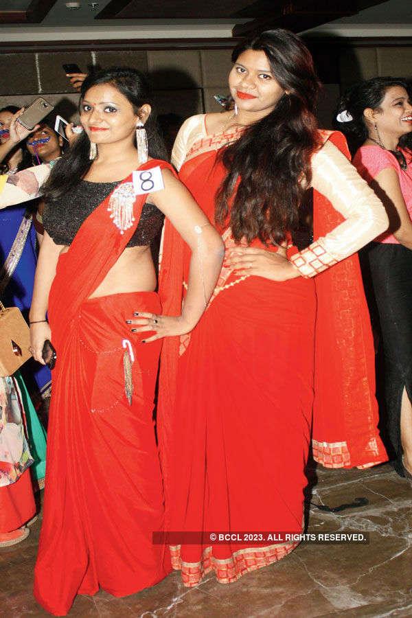Farewell party in Banaras