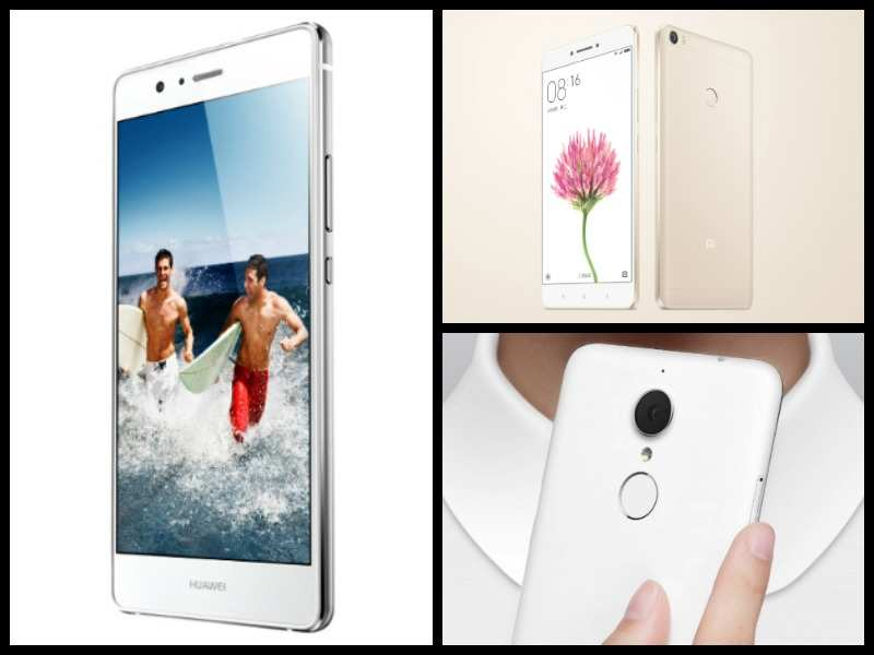 10 Chinese smartphones launching in India soon