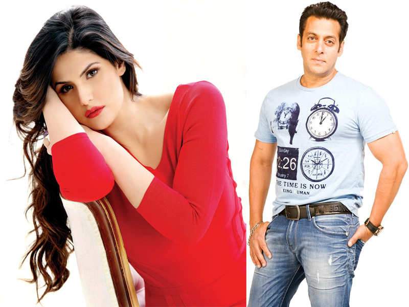 Remarkable, images of zarine khan and salman sex