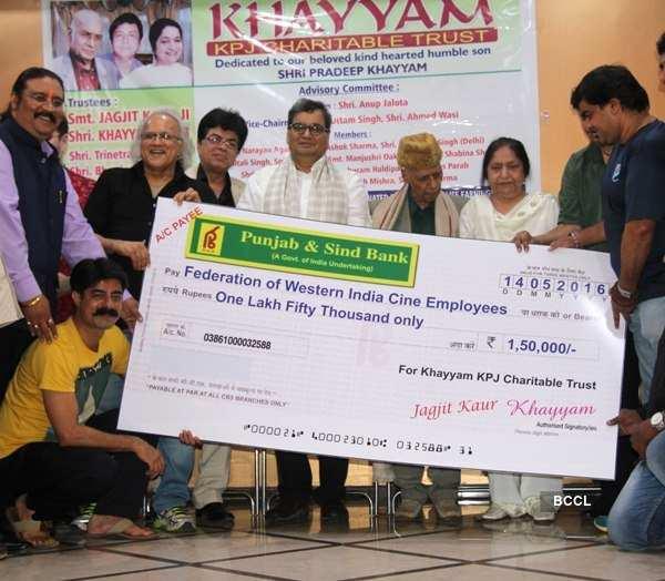 KPJ donates FWICE