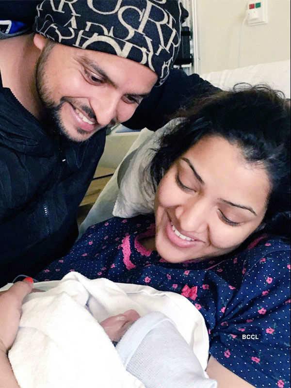 Celeb babies social media reveals
