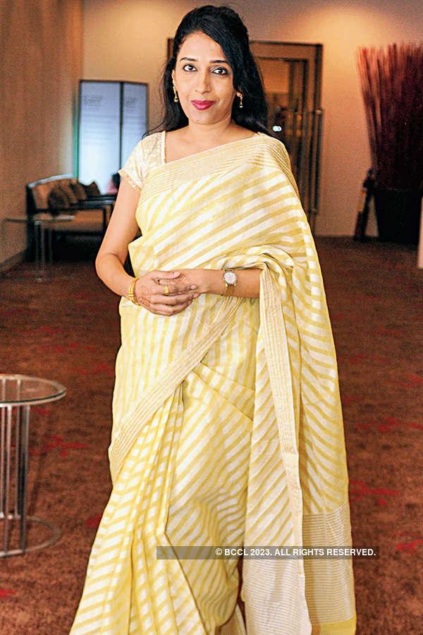 Srividya's baby shower