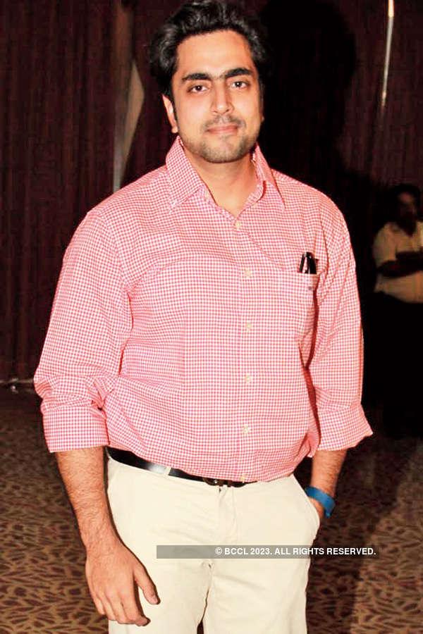 Akash Gautam's stress buster session