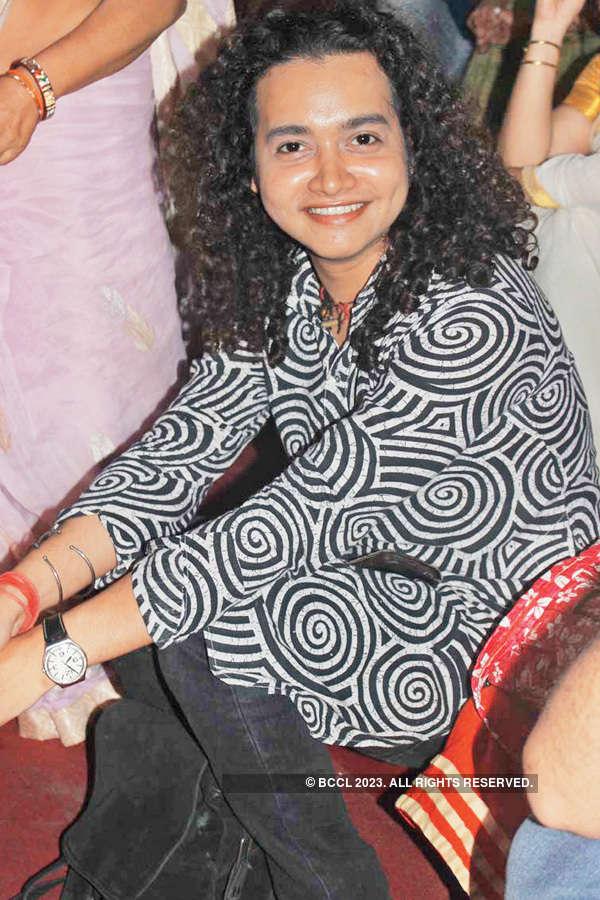 Sharmishtha Mukherjee's dance recital