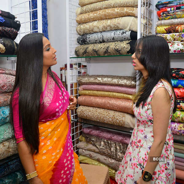 Meghna Naidu @ Store Launch