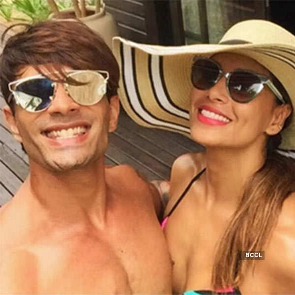 Celebs Honeymoon Pictures