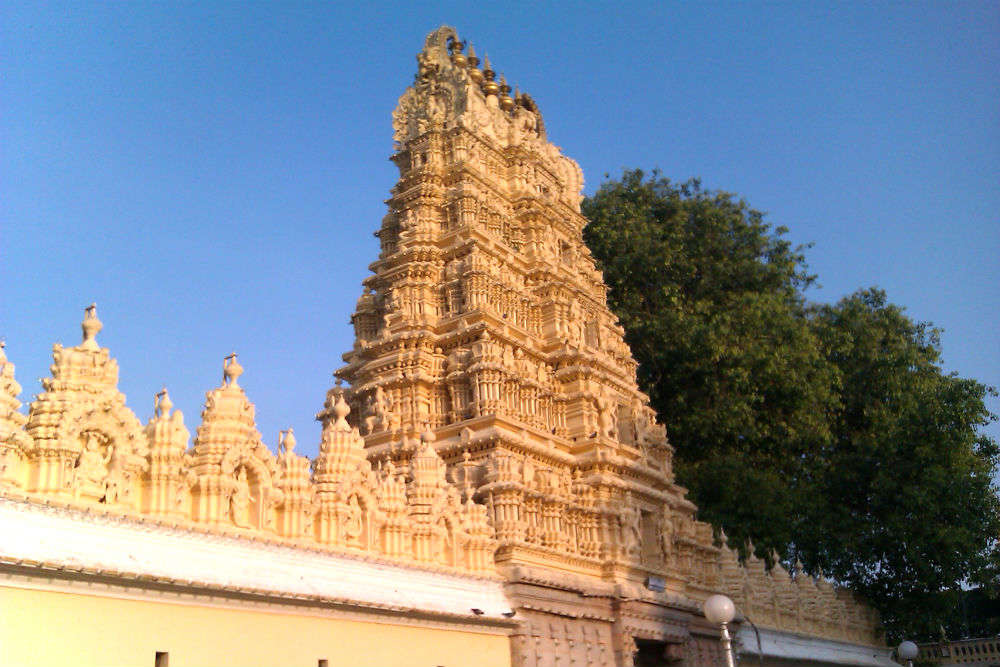Venkateshwara Temple (popular as the TTD Venkateshwara Temple)