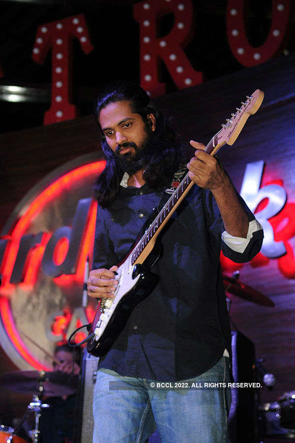 Fusion gig @ Hard Rock Cafe