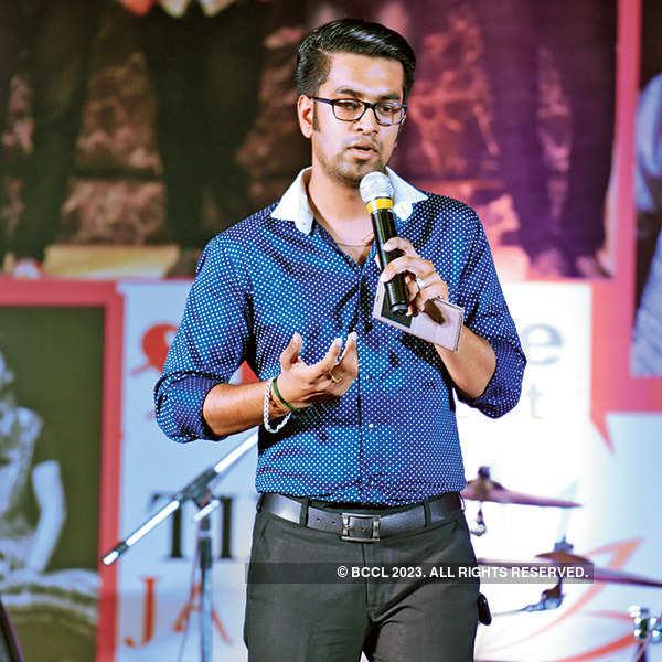 Agastya performs @ Indralok Auditorium