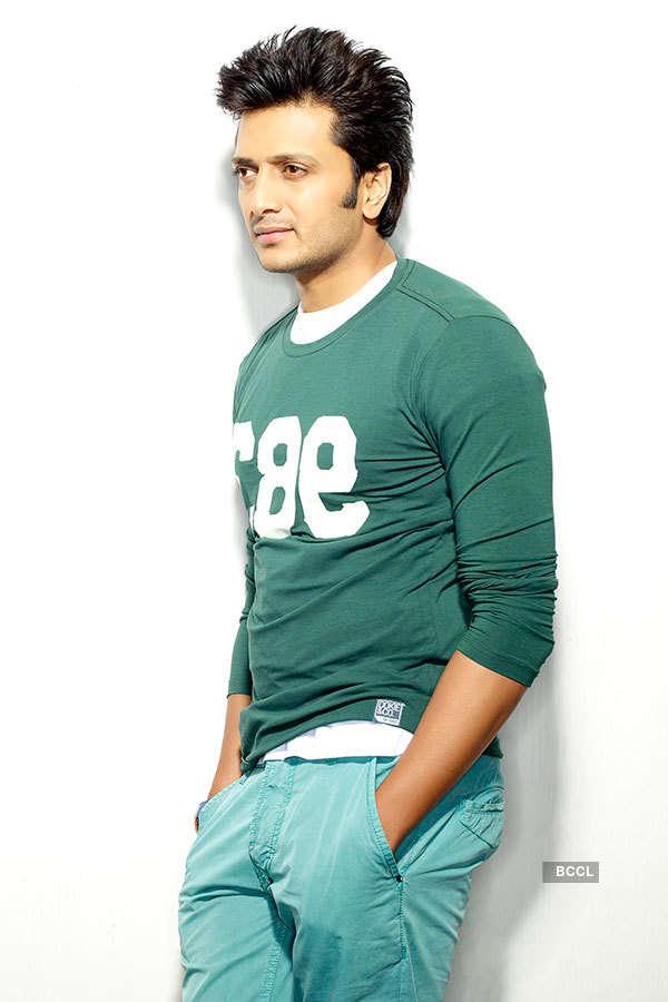 Riteish Deshmukh's Portfolio Pics