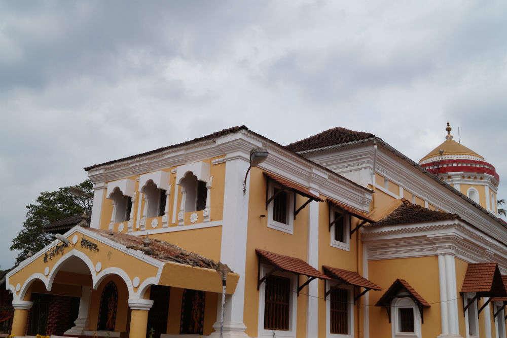 Devaki Krishna Temple