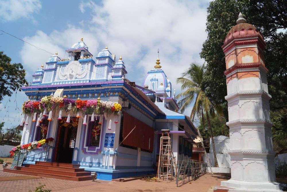 Gopal Ganapati Temple and Ponda Fort
