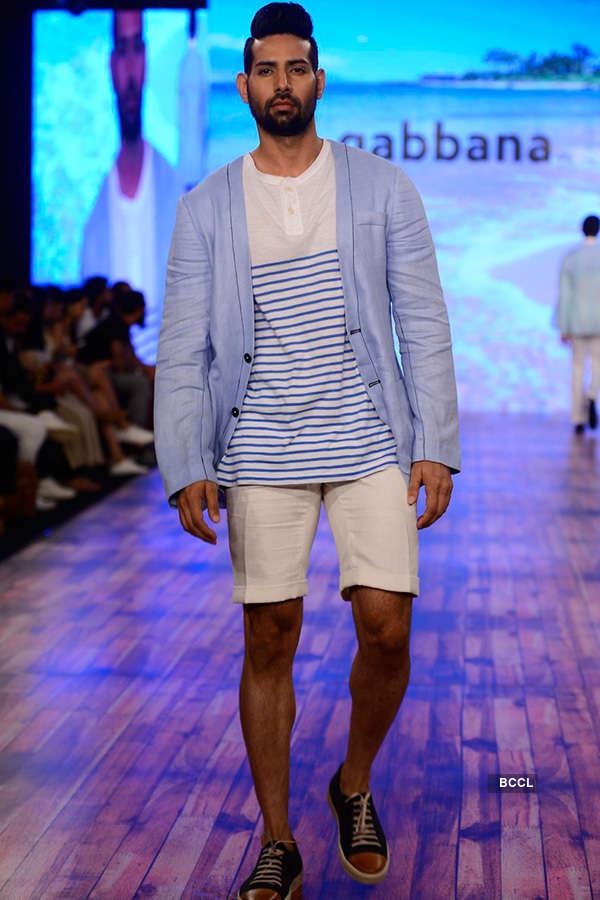 IBFW 2016: Day 2: Gabbana