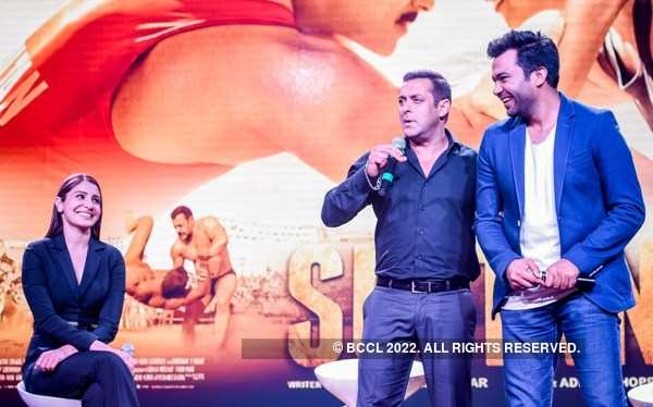Sultan: Trailer Launch