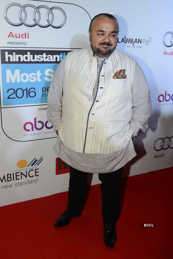 HT Most Stylish Awards 2016