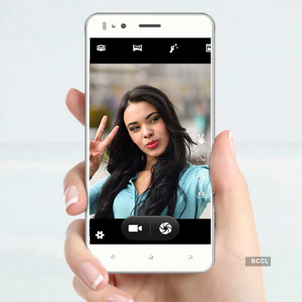 Micromax launches Bolt Selfie Q424