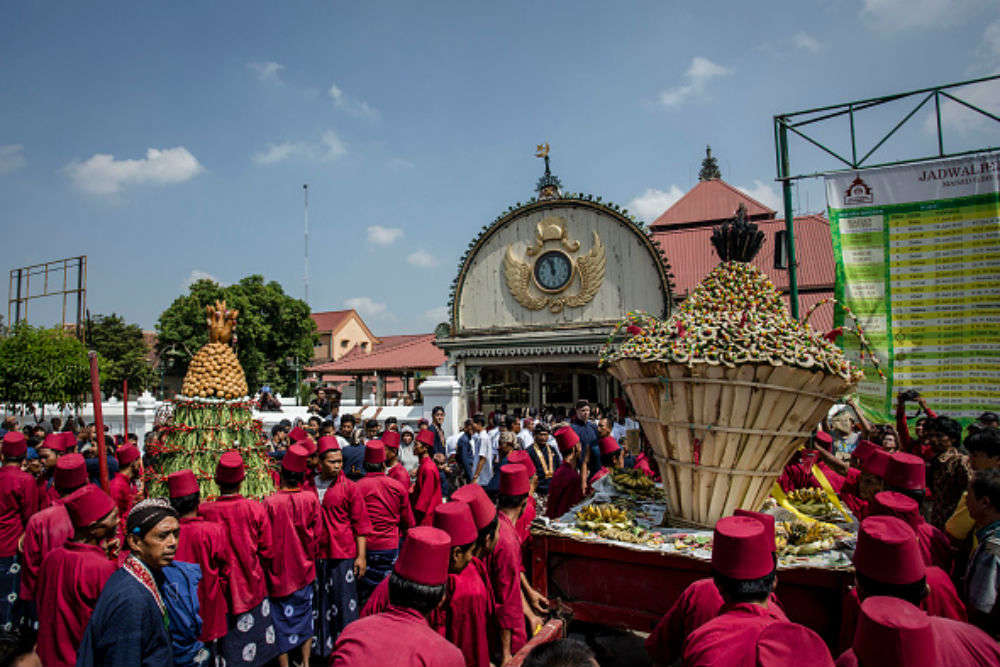 Discover the history of Jogja