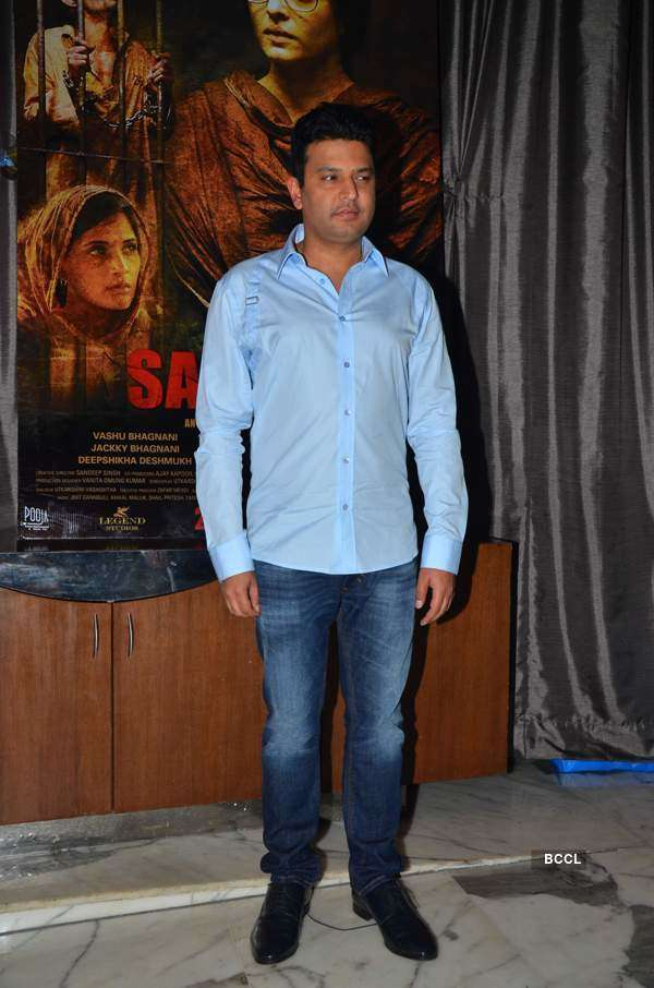 Sarbjit's Success Party