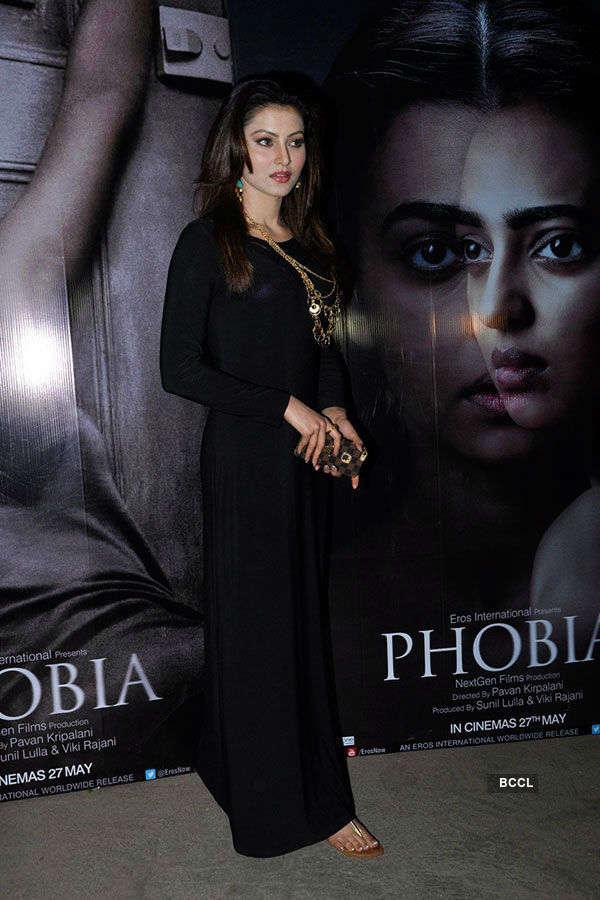 Phobia: Screening