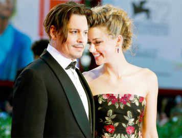 Johnny Depp's not so happy love life!