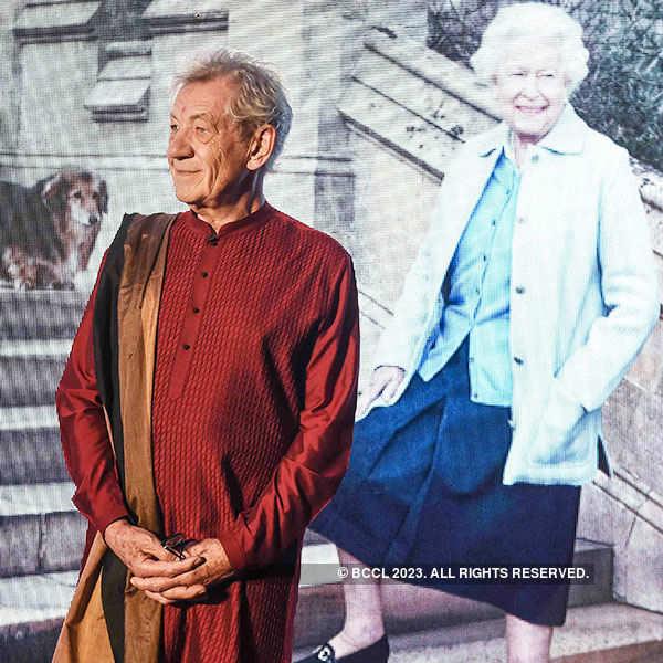 Queen Elizabeth II's 90th b'day celebration