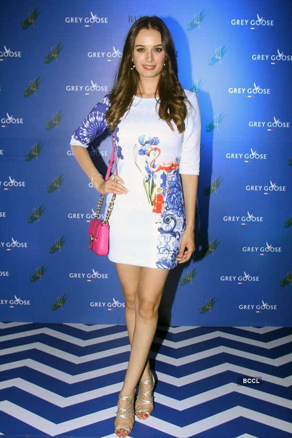 Grey Goose Couture Cabana Launch