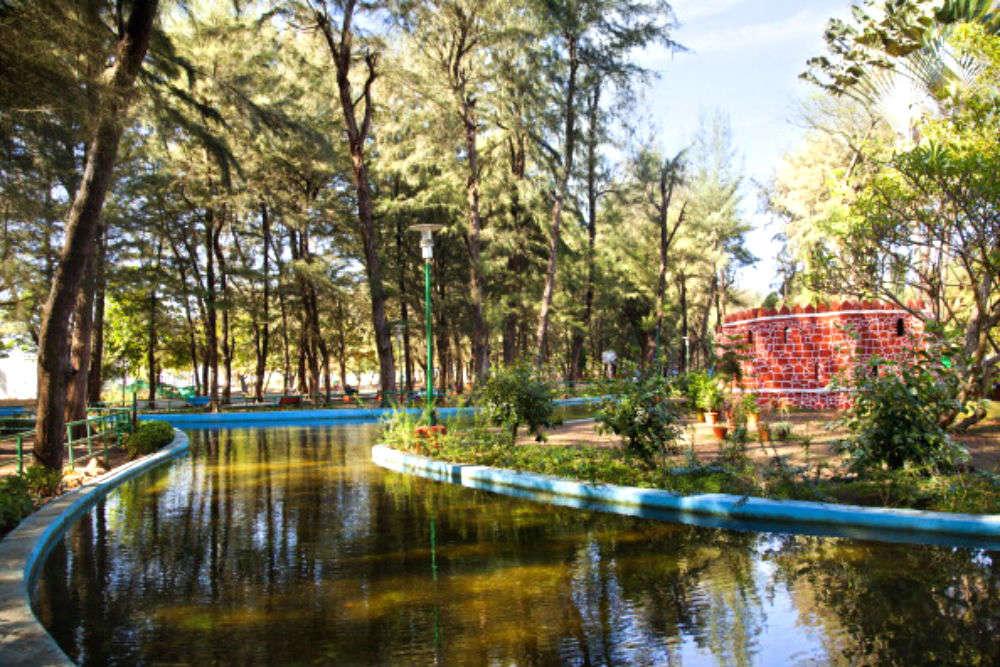 Campal Gardens: Bhagawan Mahavir Bal Vihar Park