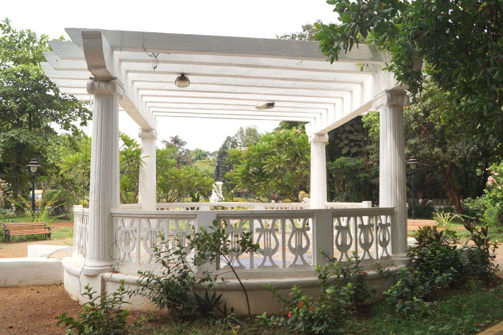 Campal Gardens: Luis Gomes Garden