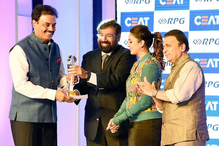 CEAT Cricket Awards 2016