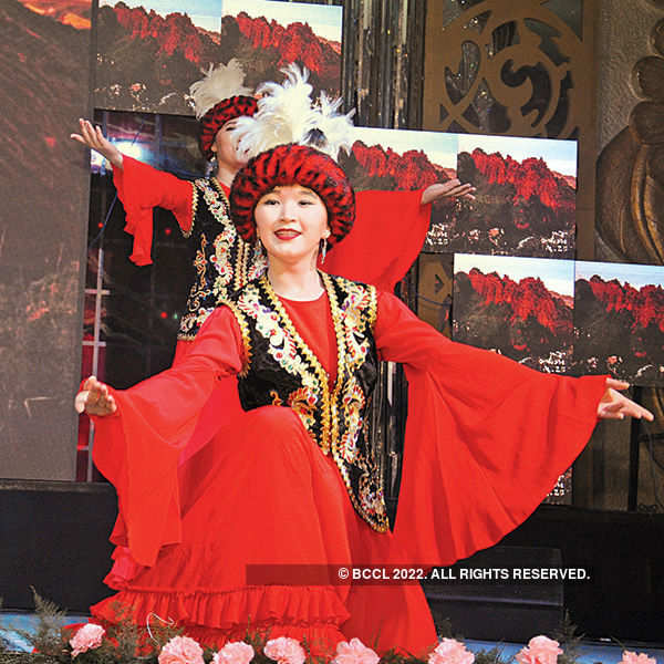 Kyrgyzstan embassy hosts cultural event