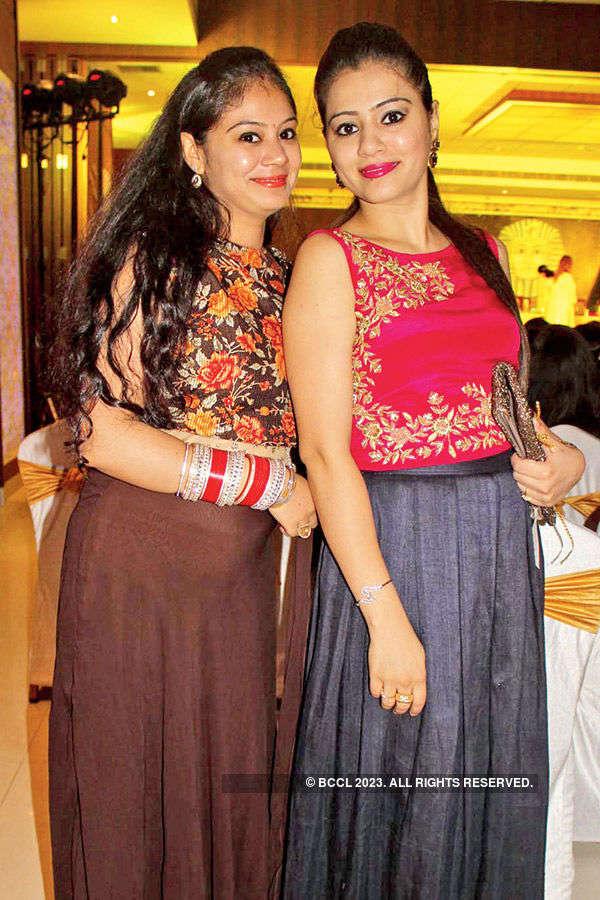 Manya Club hosts party