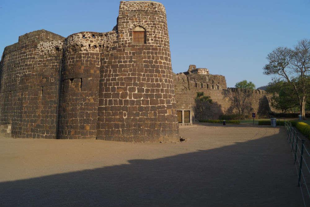 Devagiri or Daulatabad Fort