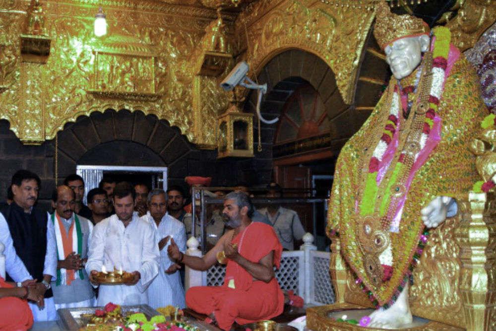 Shri Saibaba's Samadhi Temple