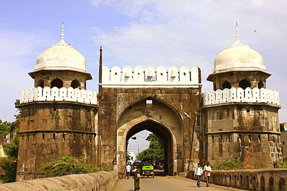 5 gates of Aurangabad