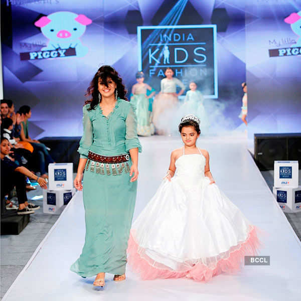 India Kids Fashion Week '16