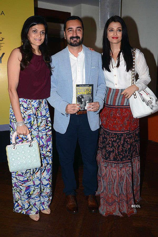 Aishwarya @ Book launch