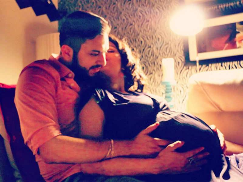 Pregnant Dimpy Ganguly
