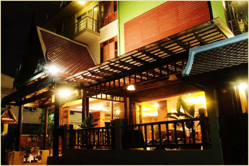 Lamphu Tree House Boutique Hotel