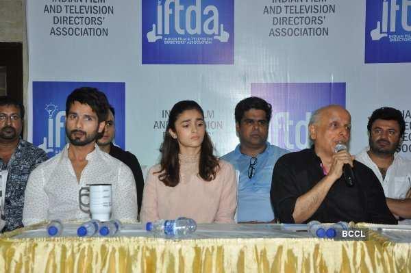 Udta Punjab and IFTDA: Press Conference