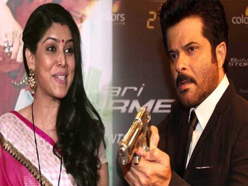 Sakshi Tanwar plays Anil Kapoor's Boss