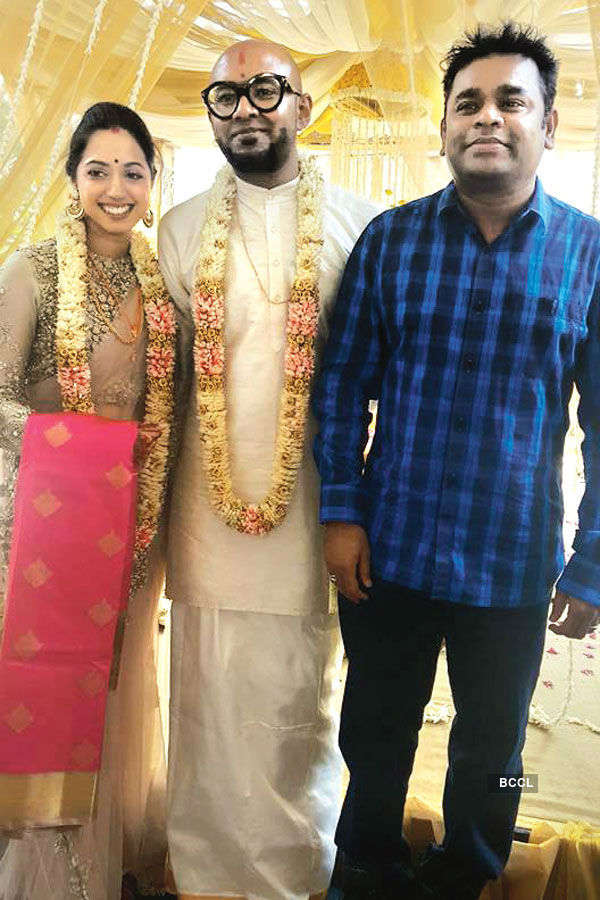 Singer Benny Dayal ties the knot