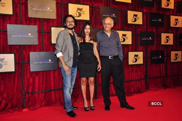Celebs at Viacom 18's bash