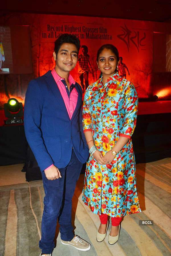 Sairat: Success Party