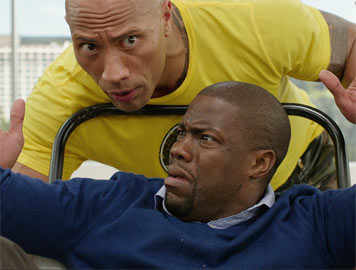 Central Intelligence: Official trailer