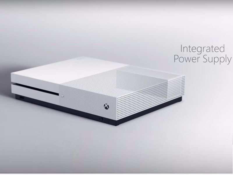 Microsoft: Microsoft Xbox One S goes on pre-order, price