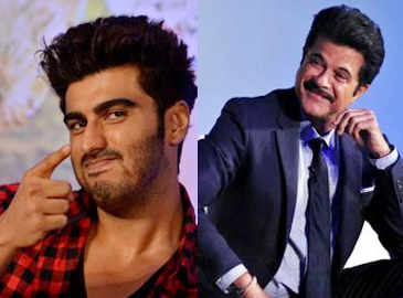 Anil Kapoor excited to work with nephew Arjun in Anees Bazmee's next