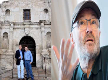 Phil Collins donates his Alamo collection to spot of its genesis