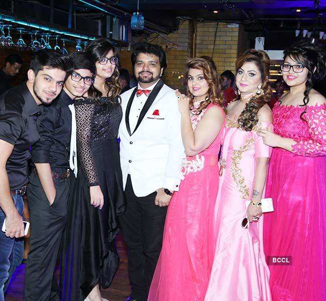 Shalini Verma's b'day party