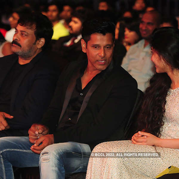 63rd Britannia Filmfare Awards South: Starry Night