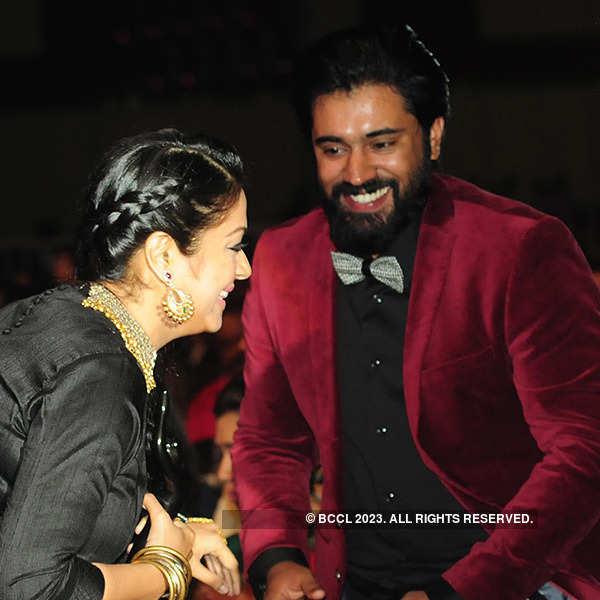 63rd Britannia Filmfare Awards South: Starry Night